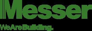 Messer Logo - Green